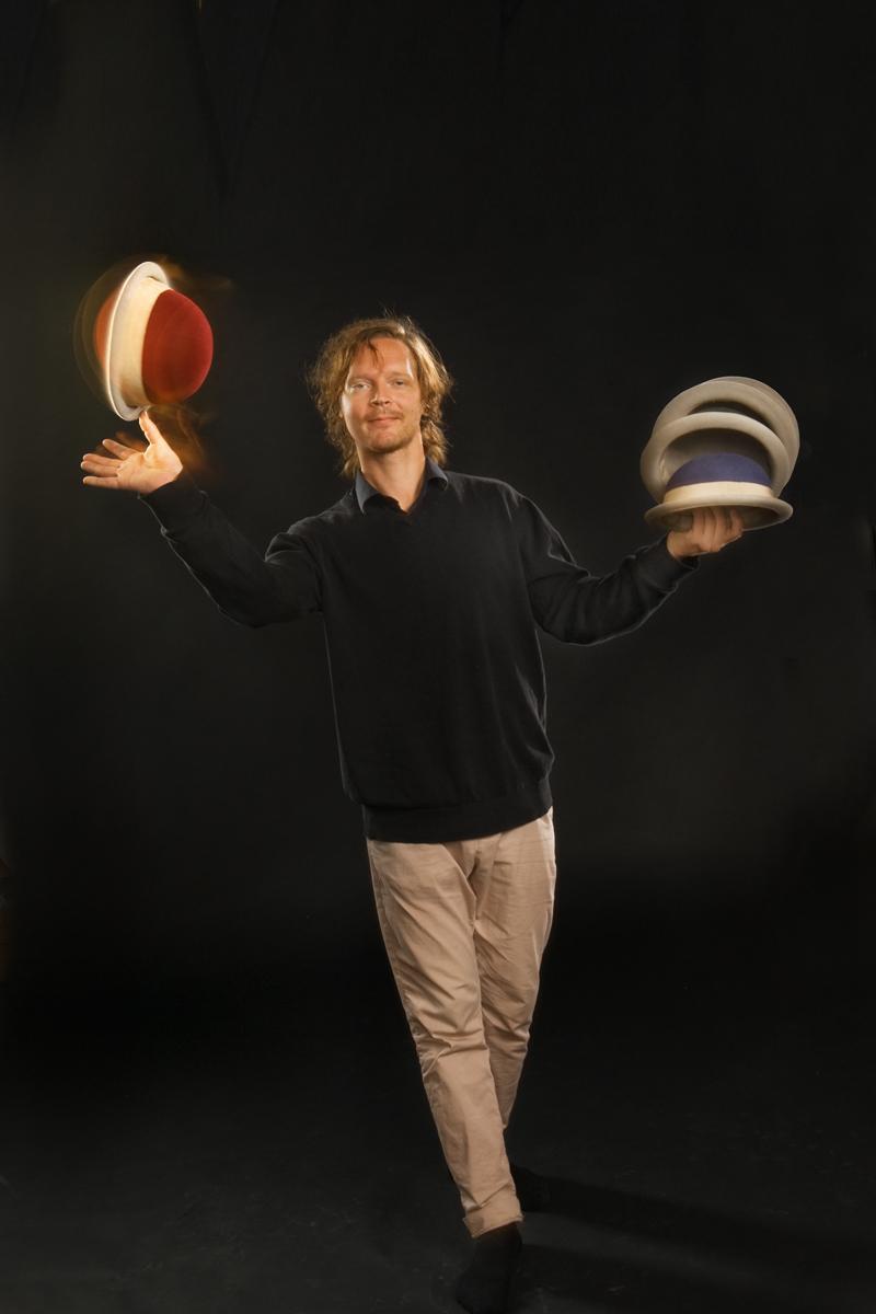 Heikki Tolin : Sirkuslinjan opettaja