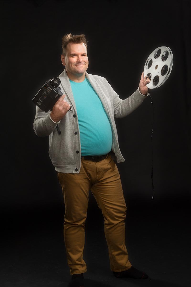 Sami Sivonen : Teatterilinjan opettaja